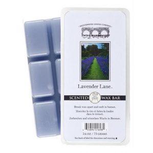 wax bar lavender